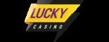 Lucky casino logo big